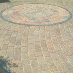 Brett Regatta Circle in Regatta paving
